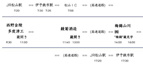 旅程表-1